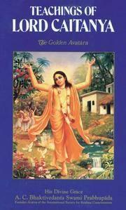 Teaching of Lord Caitanya