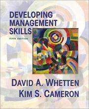 image of Developing Management Skills (5th Edition)