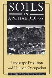 SOILS IN ARCHAEOLOGY PB