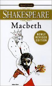 image of The Tragedy Of Macbeth (Turtleback School & Library Binding Edition) (Signet Classics (Pb))