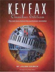 image of Keyfax The Omnibus Edition (Mix Pro Audio Series) by Colbeck, Julian