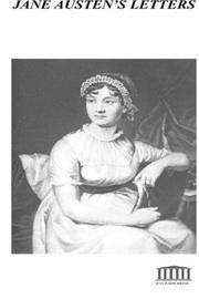 image of Jane Austen's Letters