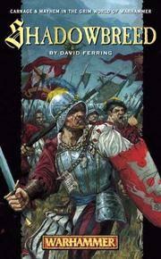 Shadowbreed (A Warhammer Novel, Konrad Trilogy Book Two)
