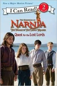 image of The Voyage of the Dawn Treader: Quest for the Lost Lords (Narnia)