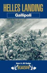BATTLEGROUND EUROPE: HELLES LANDING: GALLIPOLI