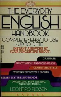 image of Everyday English Handbook