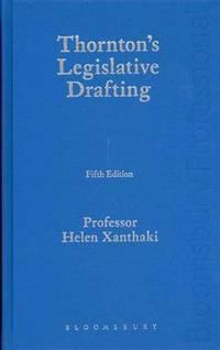Thornton's Legislative Drafting