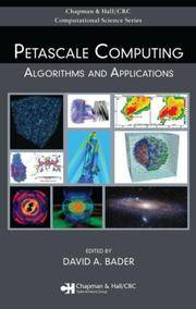 Petascale Computing: Algorithms and Applications (Computational Science)