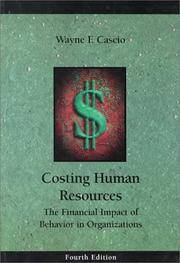 image of Costing Human Resources