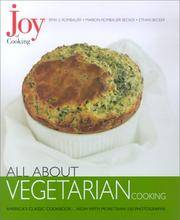 image of Joy of Cooking: All About Vegetarian Cooking