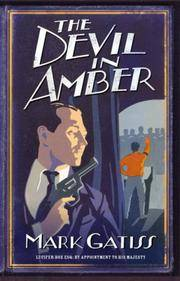 The Devil in Amber: A Lucifer Box Novel