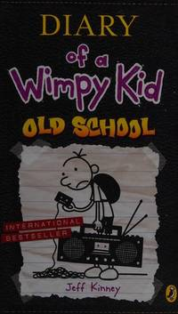 image of Diary of a wimpy kid:old school