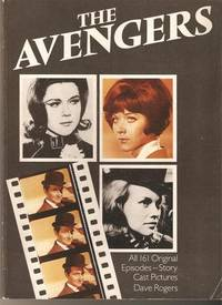 The Avengers All 161 Original Episodes - Story Cast Pictures