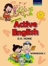 ACTIVE ENGLISH WB 3 (NEW EDN)