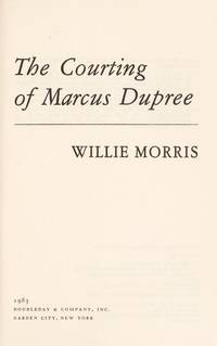 image of The Courting of Marcus Dupree