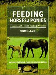 Feeding Horses and Ponies - Overcoming Common Feeding Problems