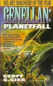 Genellan: Planetfall by Scott G.Gier - Paperback - Uncorrected Proof - 1995 - from Long Beach Books Inc. (SKU: 009707)