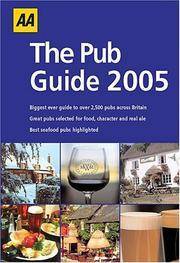 The AA Pub Guide 2005