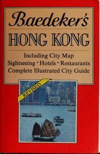 Baedeker Hong Kong Nb
