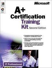 A+ Certification Training Kit, Second Edition (IT-Training Kits)