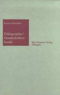 Palaographie/Handschriften-kunde