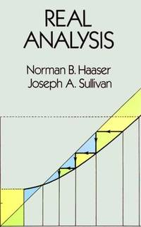 REAL ANALYSIS : (Dover Books on Mathematics)