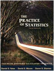 The Practice of Statistics: TI-83/84/89 Graphing Calculator Enhanced