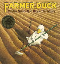 Farmer Duck by  Martin And Helen Oxenbury Waddell - Hardcover - 1992 - from Milwaukee Street Used Books and Biblio.com