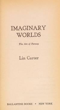 Imaginary Worlds