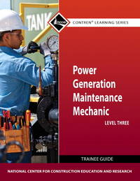 image of Power Generation Maintenance Mechanic Level 3 Trainee Guide
