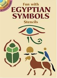 Fun with Egyptian Symbols Stencils (Dover Little Activity Books) by Ellen Harper - Paperback - 2003-12-10 - from Ergodebooks (SKU: SONG0486431096)