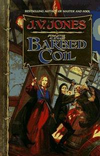 The Barbed Coil by  J. V Jones - 1st Edition - 1997 - from Nerman's Books and Collectibles (SKU: 2Z8996J)