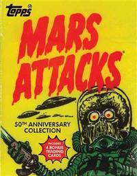 Mars Attacks 50th Anniversary