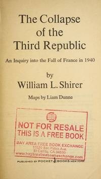 image of The Collapse of the Third Republic