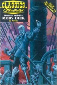 image of Moby Dick (Classics Illustrated)