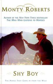 image of Shy Boy: The Horse That Came in from the Wild (Thorndike Press Large Print Americana Series)