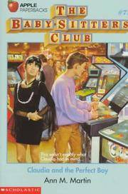 image of Claudia and the Perfect Boy (Baby-sitters Club)