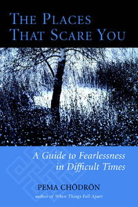 image of The Places That Scare You: A Guide to Fearlessness in Difficult Times.