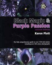 BLACK MAGIC & PURPLE PASSION