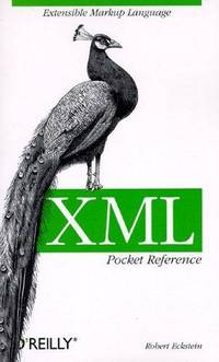 XML Pocket Reference: Extensible Markup Language