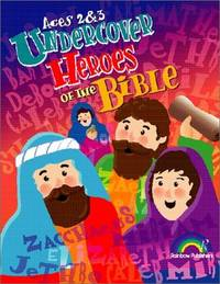 Undercover Heroes of the Bible--Ages 2&3