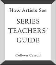 How Artists See Series Teachers' Guide