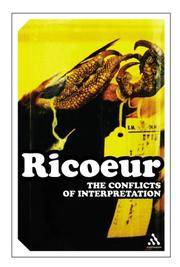The EPZ Conflict of Interpretations (Continuum Impacts) by  Paul Ricoeur - Hardcover - 2004 - from The John Bale Book Co and Biblio.com