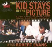 image of The Kid Stays in the Picture (audio book)