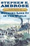 image of Nothing Like It in the World: the Men Who Built the Transcontinental Railroad 1865-1869