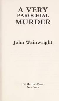 A Very Parochial Murder.