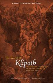 Gnostic Kabbalah 1: The World of Klipoth