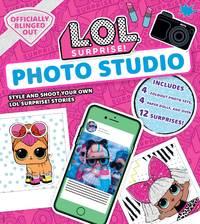 L.O.L. Surprise! Photo Studio: (L.O.L. Gifts for Girls Aged 5+, LOL Surprise, Instagram Photo...