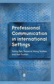 Professional Communication in International Settings