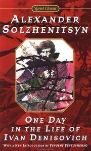 One Day in the Life of Ivan Denisovich (Signet Classics) by Alexander Solzhenitsyn - 1998-04-08 - from Books Express and Biblio.com